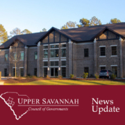 News Update from Upper Savannah Council of Governments