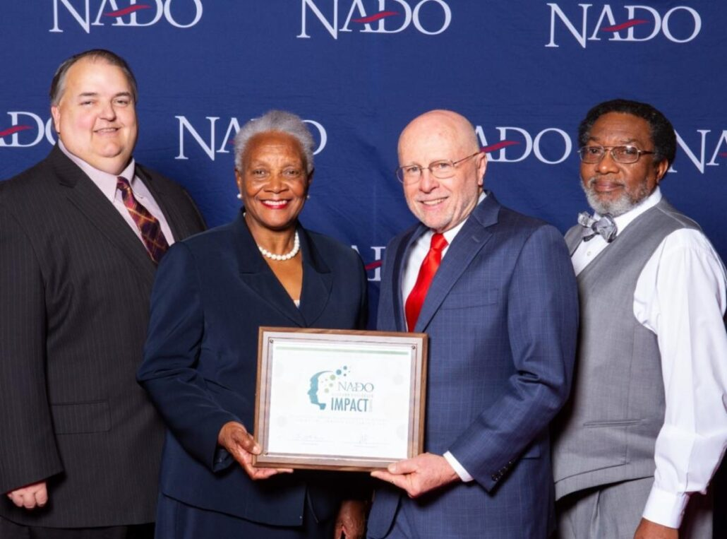 NADO Impact Award photo